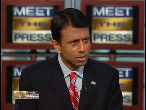 Jindal Meet the press