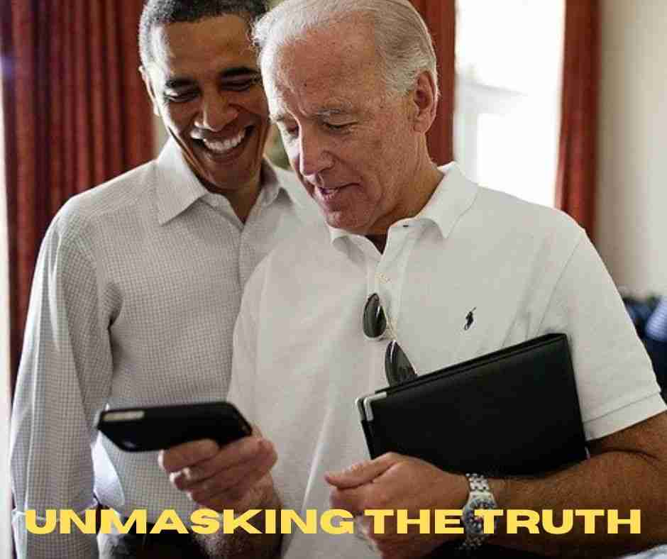 Unmasking the truth 7