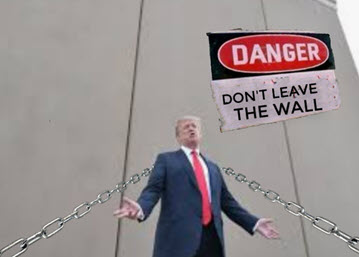 WALL DONT LEAVE