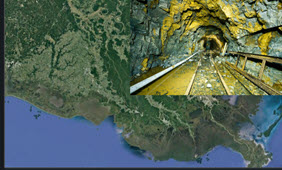 louisiana gold mine