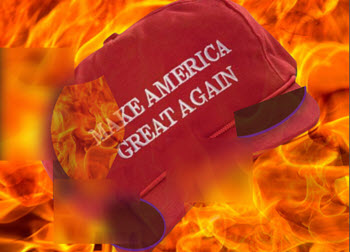 maga fire hat