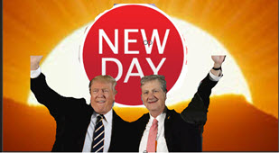 trump kennedy new day