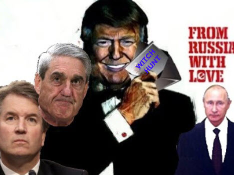 trump russia witchhunt