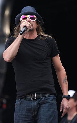 Kid Rock Dec 2013