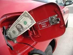 car-gas-money