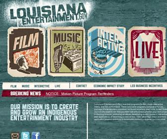 louisiana entertainment