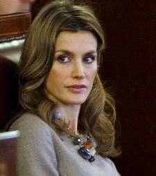 Letizia Princess of Asturias