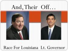 Louisiana Lt. Governor Race