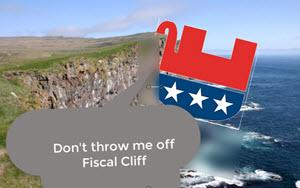 fiscal gop cliff