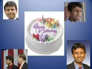 Jindal birthday