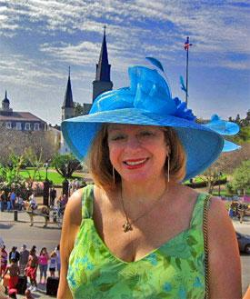 Margarita Bergen--New Orleans Events
