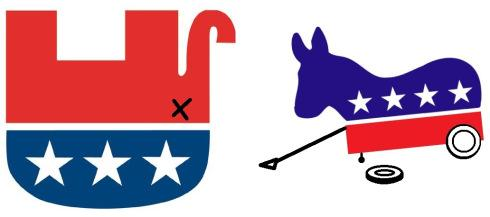 republican-democratic