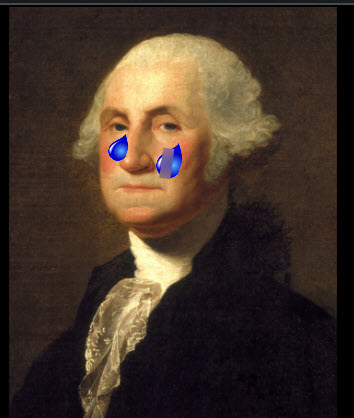 washington cry